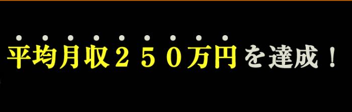 ビットコインマスタークラブ 250万円
