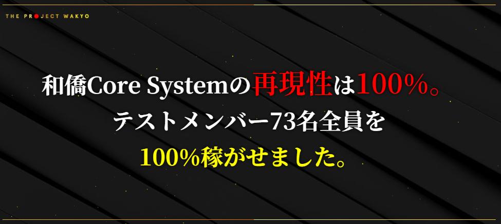 和僑Coreシステム