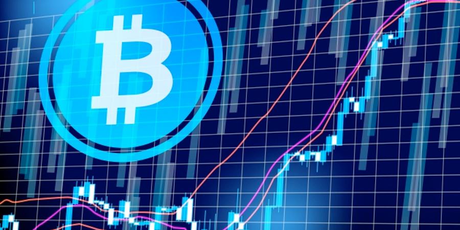 仮想通貨の人気が高まり、価値が上がる